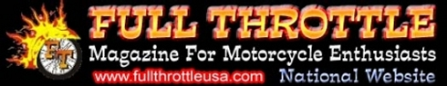 Full Throttle Magazine banner